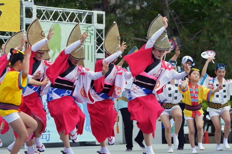 四国の祭り 2015 独楽連 / 阿波踊_d0246136_17510997.jpg