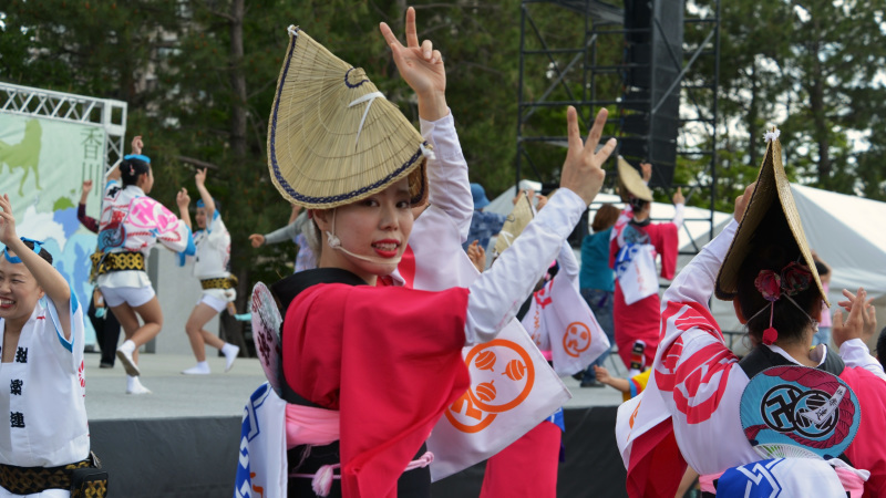 四国の祭り 2015 独楽連 / 阿波踊_d0246136_17515186.jpg