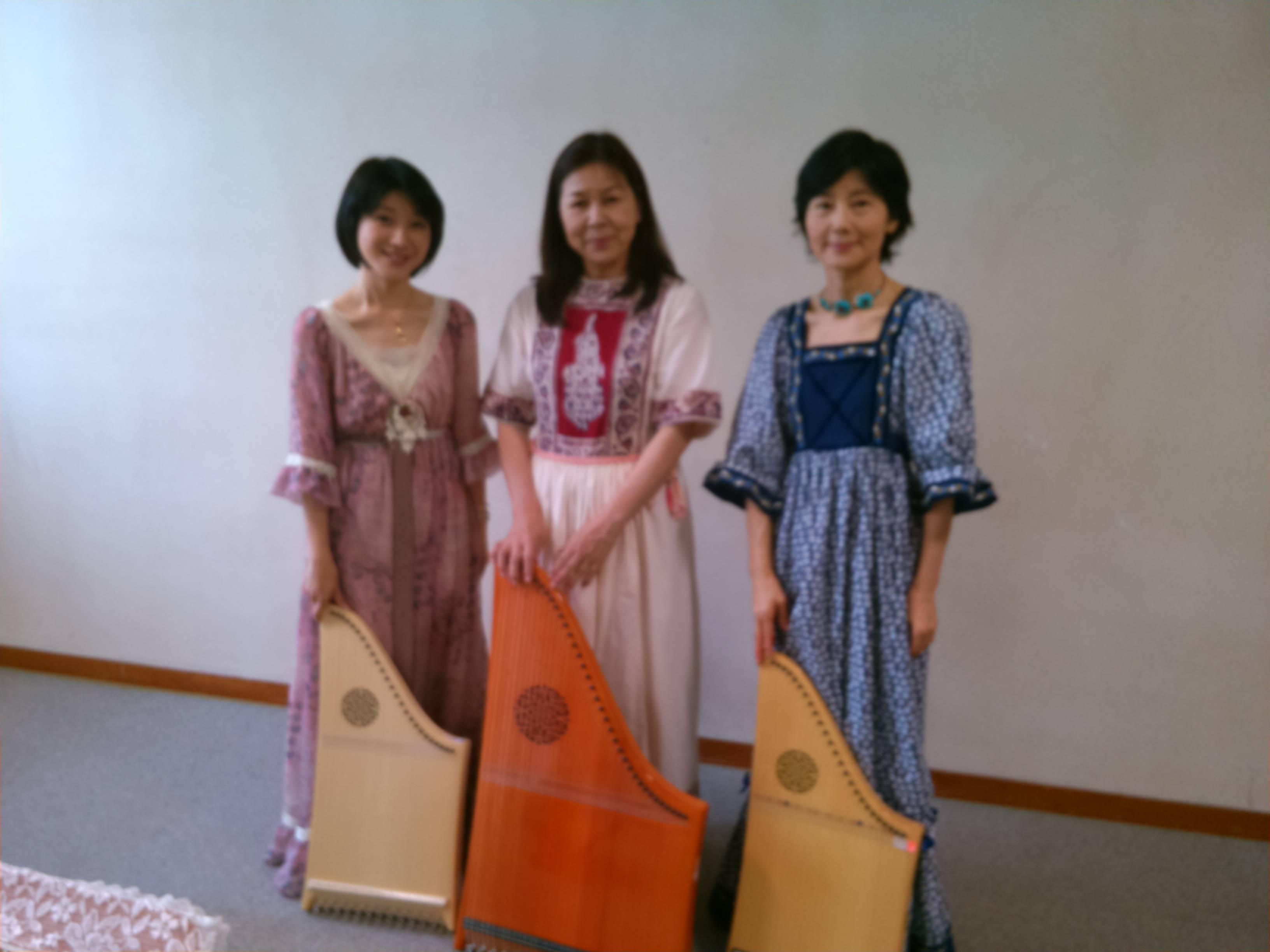 初夏の朗読コンサート(高井戸図書館)終演しました。_e0173350_21253561.jpg