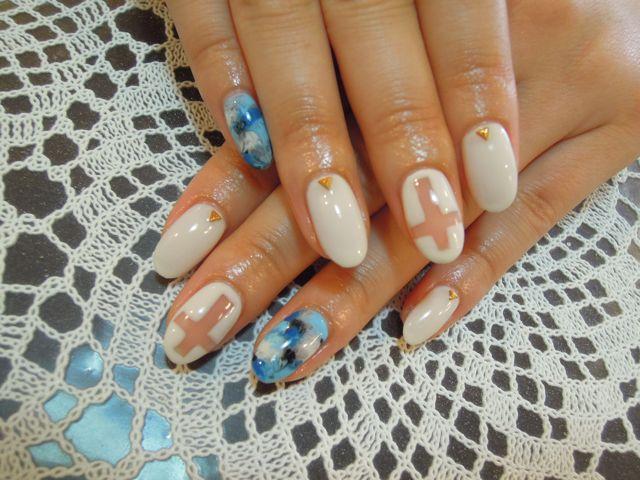 Marble Nail_a0239065_18344260.jpg