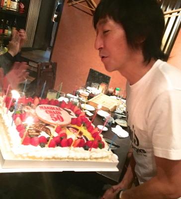 MAGICAL CHAIN 50~なんやかんやお世話になって50歳!!!!!~@東京渋谷_c0227168_12594173.jpg