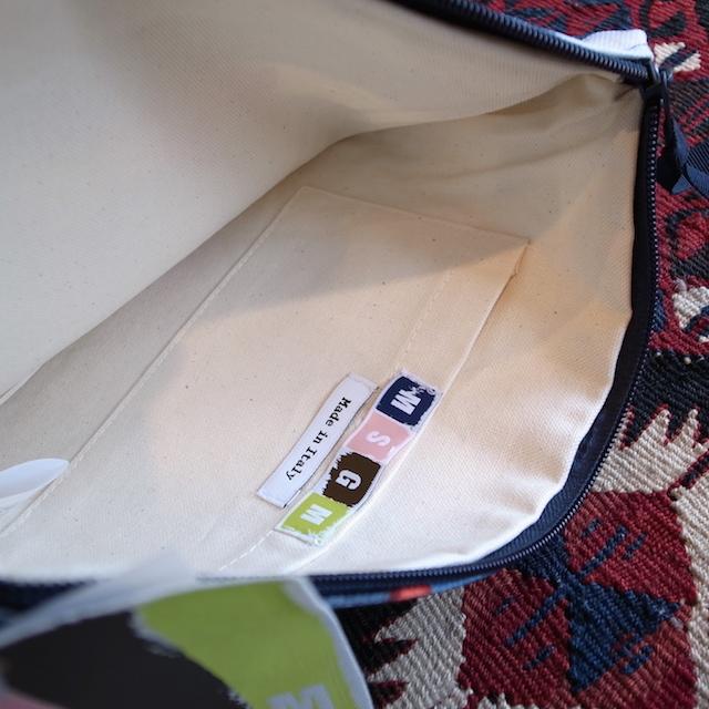 MSGM CLUTCH BAG LEG PRINT_f0111683_12524711.jpg