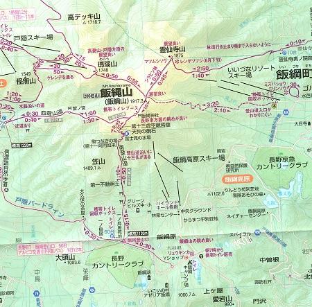 飯縄山(飯綱山)_a0075589_1859654.jpg