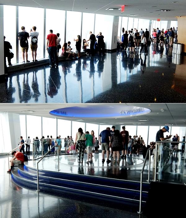ワン・ワールドトレードセンター展望台、オープン初日に行ってきました(Virtual Tour動画付)_b0007805_16274516.jpg