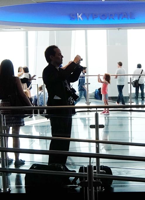 ワン・ワールドトレードセンター展望台、オープン初日に行ってきました(Virtual Tour動画付)_b0007805_16294684.jpg