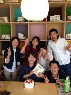 おめでとう、片田さん_e0149215_8172221.jpg