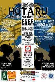 今日(5/31)インドネシア・バンドン工科大学の日本祭り:HOTARU 04_a0054926_7114231.jpg