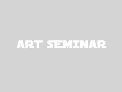 ART SEMINAR_e0284934_1141437.jpg