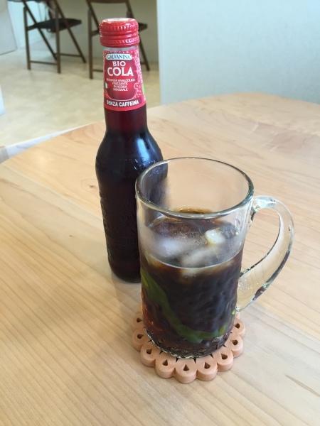 ビオコーラを飲んだ_a0153243_18042731.jpg