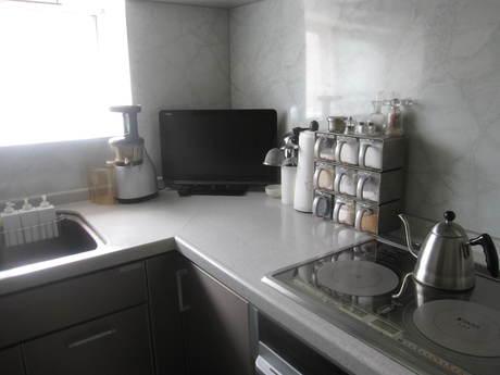 キッチンの片付け_a0279743_23345030.jpg
