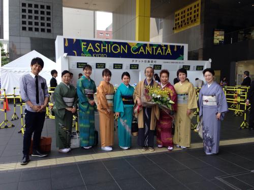 京都ファッションカンタータのご報告^ - ^_f0140343_08205891.jpg