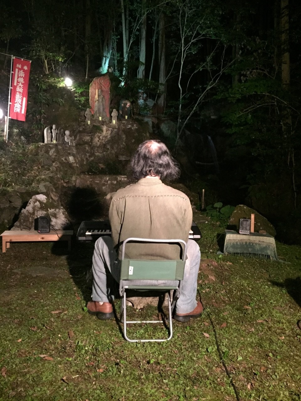毘沙門天さまとの出会い   瀧行 & コンサート_c0348065_23320377.jpg