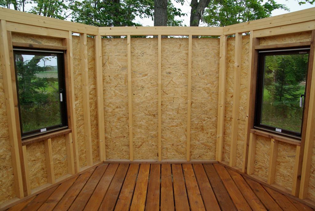 小屋作り・壁できた編_a0107184_215530.jpg