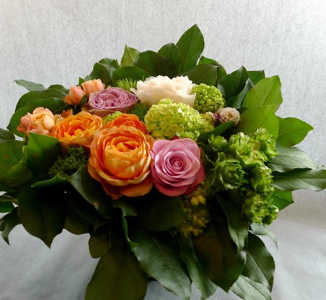 ご結婚記念日に、奥様に。「オレンジ系で」。_b0171193_00004110.jpg