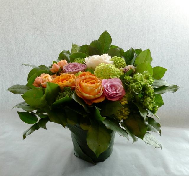 ご結婚記念日に、奥様に。「オレンジ系で」。_b0171193_00005039.jpg