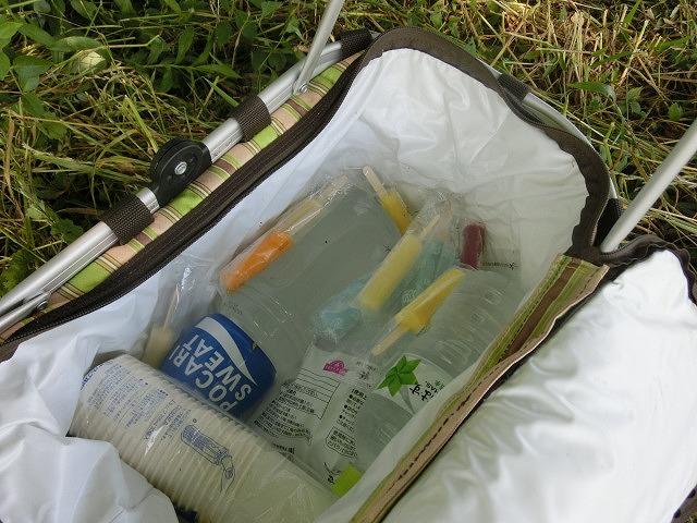 暑さに負けず! 本年度最初の滝川の草刈り清掃_f0141310_72910100.jpg
