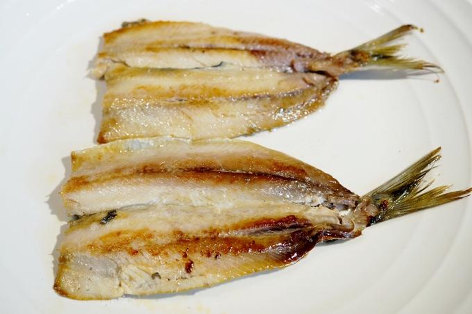 【簡単!鰯/豆腐とお野菜のチーズレモン焼き】Meijiさんのスライスチーズで濃厚な味わいです♪_b0033423_17572580.jpg
