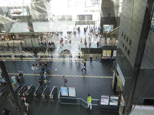 グランビア京都 期間限定うなぎ御膳_c0223630_2118452.jpg