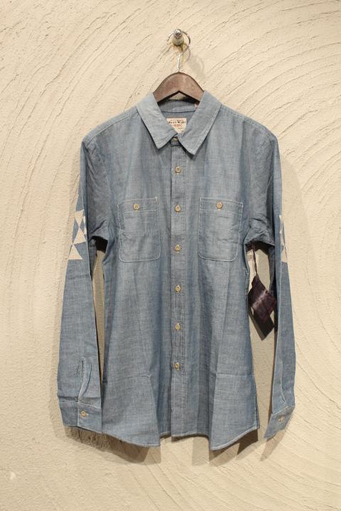 Coast-Wide シャンブレーシャツ追加入荷です!_d0165136_17222650.jpg