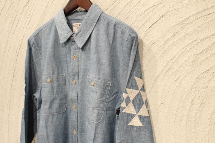 Coast-Wide シャンブレーシャツ追加入荷です!_d0165136_17222670.jpg