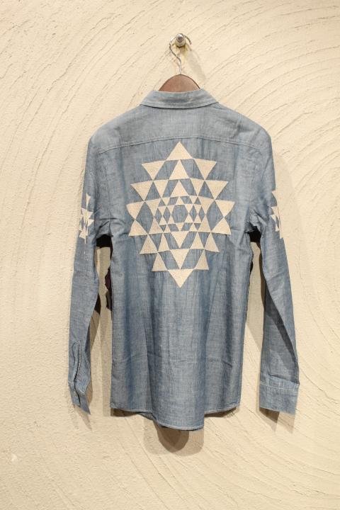 Coast-Wide シャンブレーシャツ追加入荷です!_d0165136_17222696.jpg