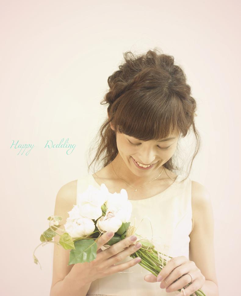 結婚おめでとうございます!!!!!!!_a0306355_22332564.jpg