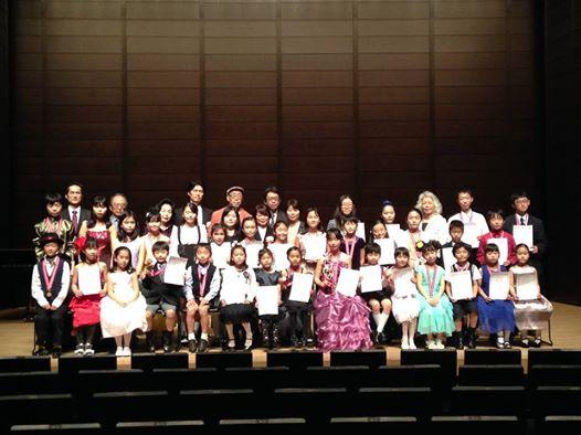 「第2回代官山ジュニア音楽コンクール」@ピアノ音楽誌『ショパン』6月号。。。♪•*¨*•.¸¸♪♡✝_a0053662_1525393.jpg