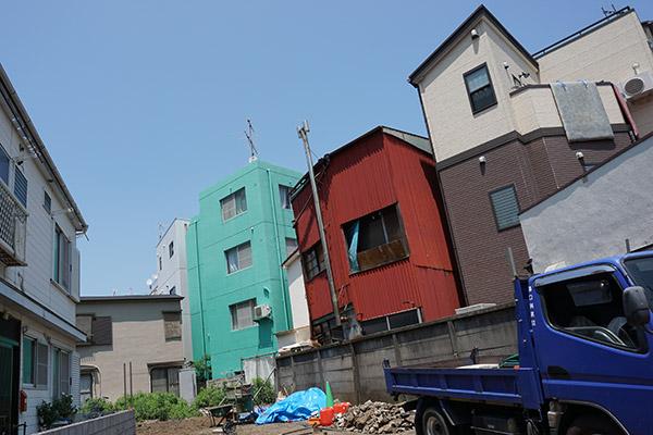 2015/06/01 #αアンバサダー:武蔵小山辺り_b0171364_15243914.jpg