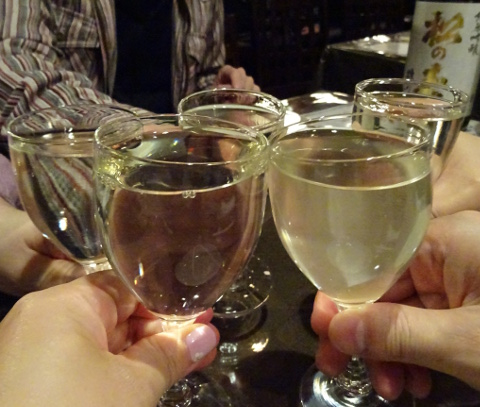 日本酒好きさん♪こんにちわ「かんだ光壽(かんだこうじゅ)」@神田_b0051666_7524163.jpg