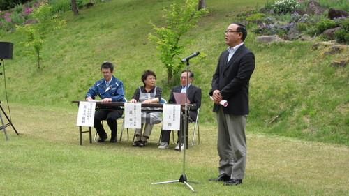 第8回岩泉町長杯パークゴルフ選手権大会1_b0219993_17354611.jpg