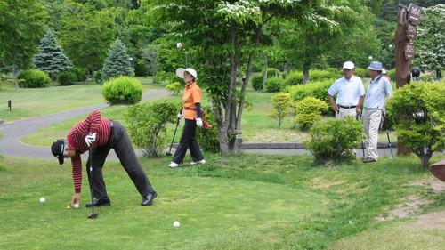 第8回岩泉町長杯パークゴルフ選手権大会1_b0219993_1738171.jpg