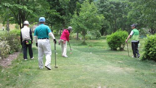 第8回岩泉町長杯パークゴルフ選手権大会1_b0219993_17384251.jpg
