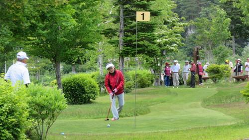 第8回岩泉町長杯パークゴルフ選手権大会1_b0219993_1738433.jpg