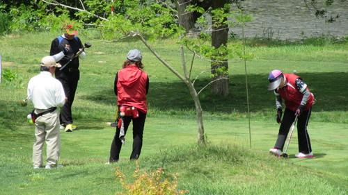 第8回岩泉町長杯パークゴルフ選手権大会1_b0219993_1738525.jpg