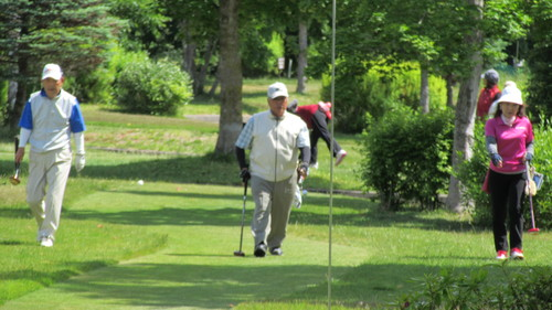 第8回岩泉町長杯パークゴルフ選手権大会1_b0219993_17391143.jpg