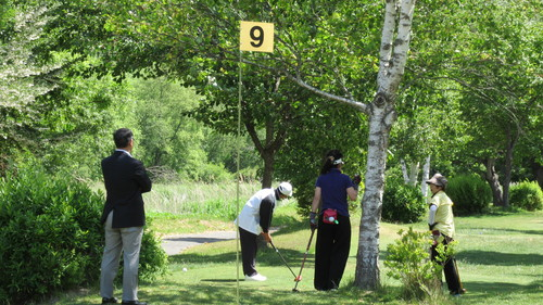 第8回岩泉町長杯パークゴルフ選手権大会1_b0219993_17393215.jpg