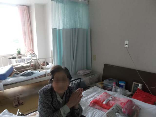 桃と夫が義母とドライブ_f0019498_9443815.jpg
