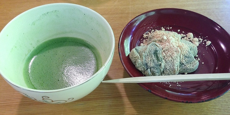 京都のわらび餅・・・洛匠_f0191715_102033100.jpg