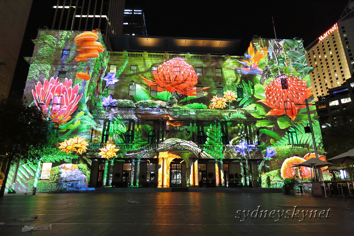 vivid sydney 2015 ~2~ CUSTOMS HOUSE_f0084337_15292017.jpg