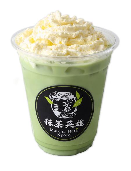 抹茶英雄 - Matcha Hero Kyoto - 。_e0170538_19253098.jpg