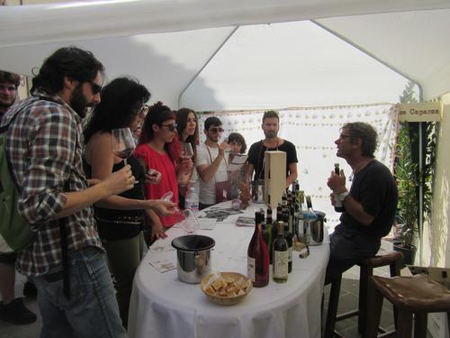 CANTINE APERTE ==トスカーナのワインを楽しめるチャンス_c0179785_15242774.jpg