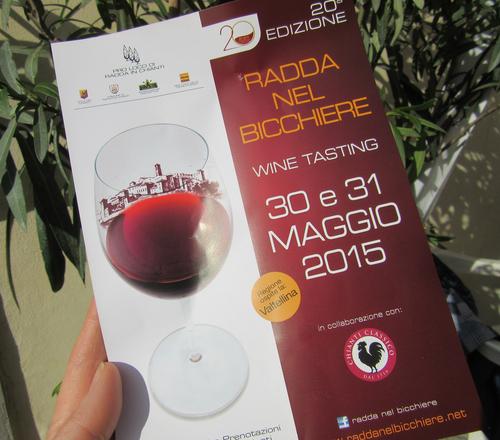 CANTINE APERTE ==トスカーナのワインを楽しめるチャンス_c0179785_152551100.jpg
