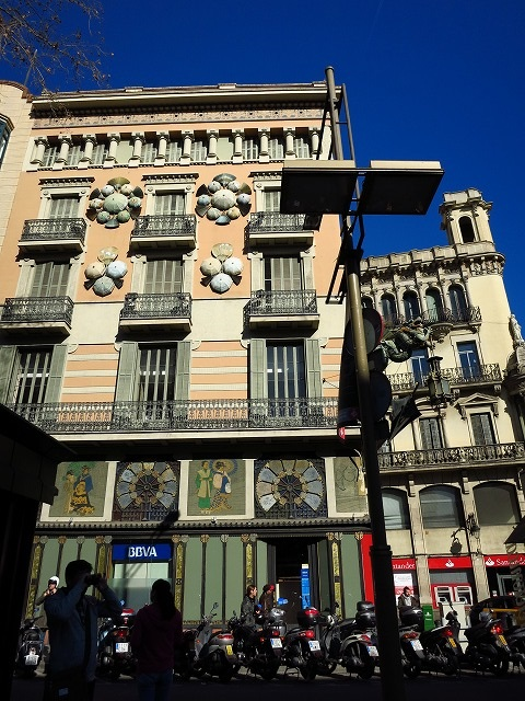 続 バルセロナの街編_c0239901_13462362.jpg