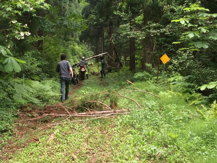 バイクと四駆で行く演歌歌手林道の旅_e0036217_11192043.jpg