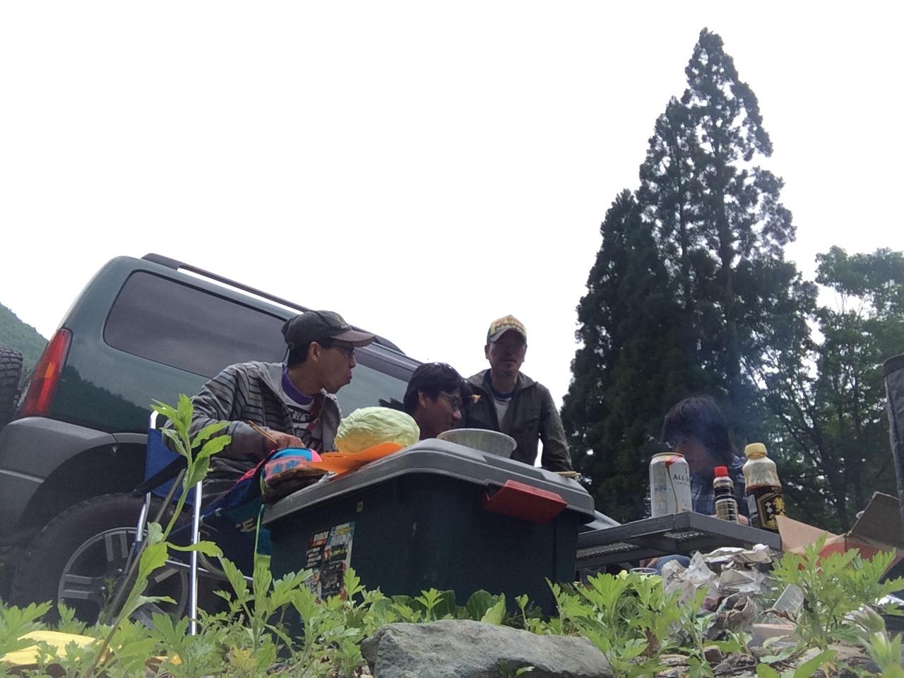 バイクと四駆で行く演歌歌手林道の旅_e0036217_1120650.jpg