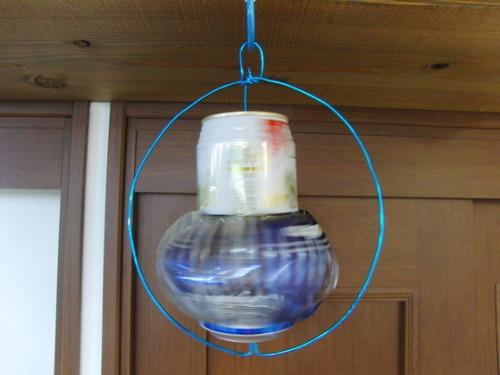 アルミクラフト ~ 空き缶風車 ~_e0222340_15515342.jpg