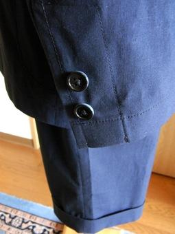 「上質なショートパンツ」&「新型のクールジャケット」 ~ コットン&リネン祭り! 編_c0177259_22283722.jpg