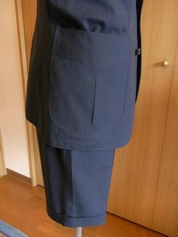 「上質なショートパンツ」&「新型のクールジャケット」 ~ コットン&リネン祭り! 編_c0177259_2228933.jpg
