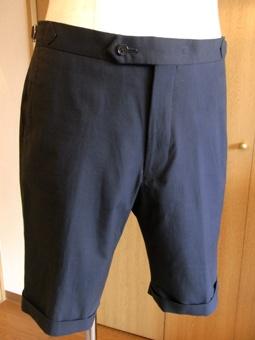「上質なショートパンツ」&「新型のクールジャケット」 ~ コットン&リネン祭り! 編_c0177259_22335223.jpg