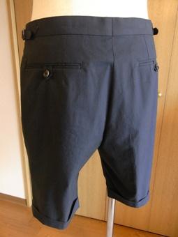 「上質なショートパンツ」&「新型のクールジャケット」 ~ コットン&リネン祭り! 編_c0177259_22342141.jpg
